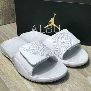 NWT Nike Jordan Hydro 7 GS White AUTHENTIC